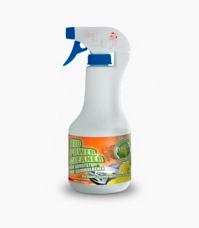 Bio Power Cleaner for Plastic & Rubber