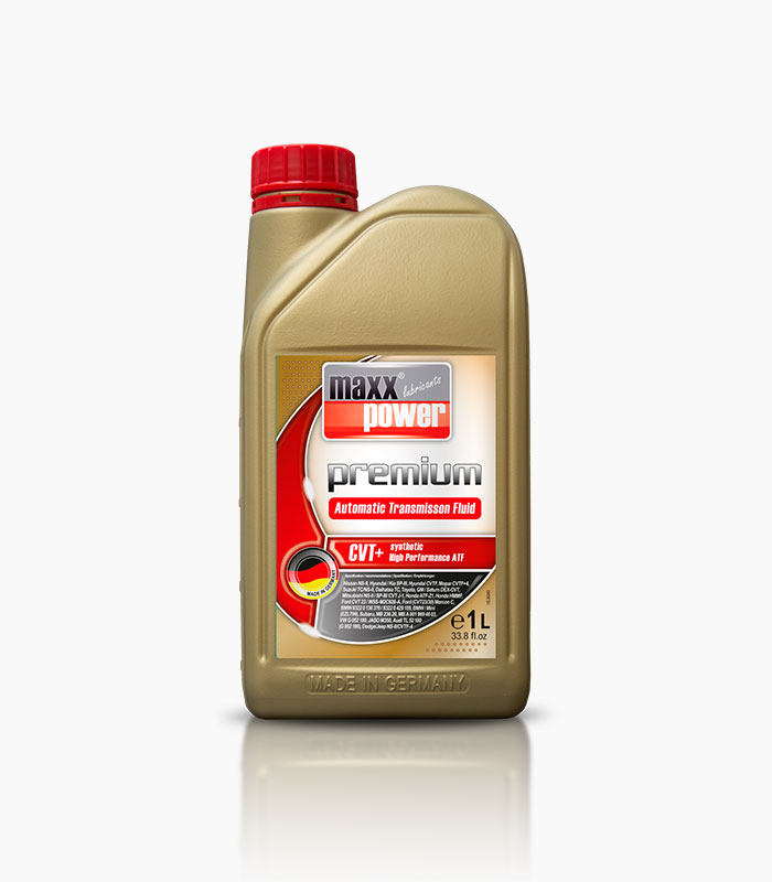 CVT+ high-permormance transmission oil