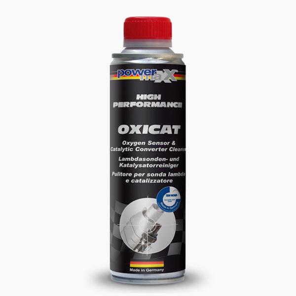 Oxicat — Oxygen Sensor & Catalytic